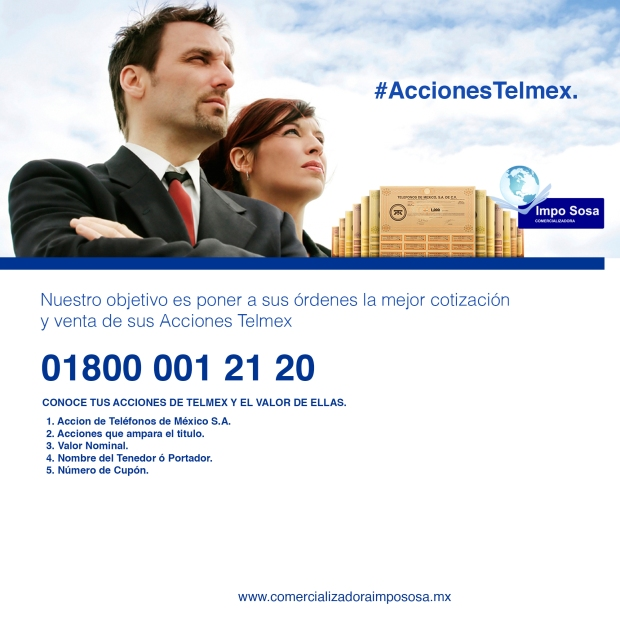 Compra de Acciones Telmex