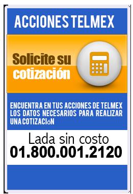 compramos Acciones telmex