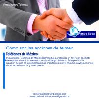 Cómo puedo vender mis acciones de Telmex. Poniéndose en contacto con nosotros, para hacerle una cotización y hacer una cita para realizar el canje de sus acciones